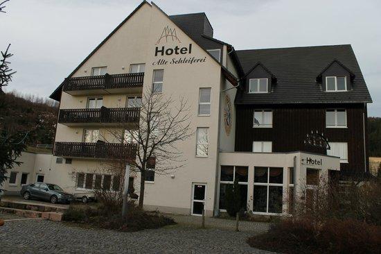 Hotel Alte Schleiferei: Außenansicht