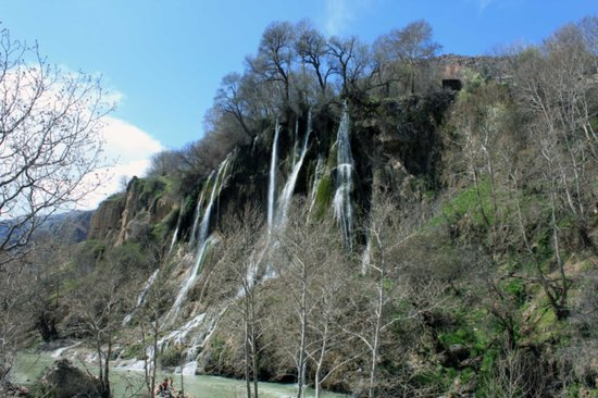 Khorramabad, Iran: Bisheh waterfal