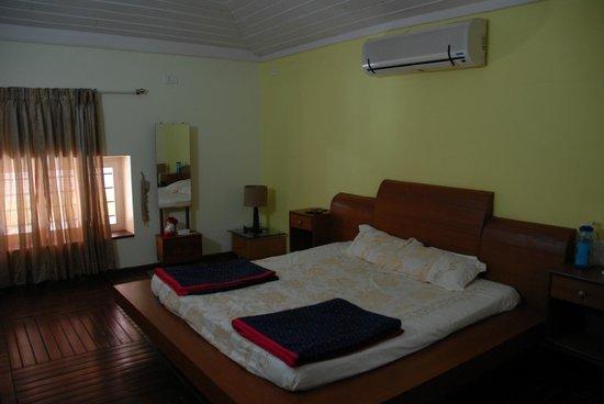 Bananki Homestay: Upstair room in the main house