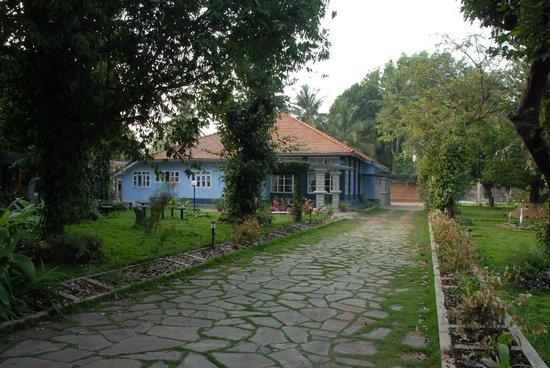 Bananki Homestay: The main house