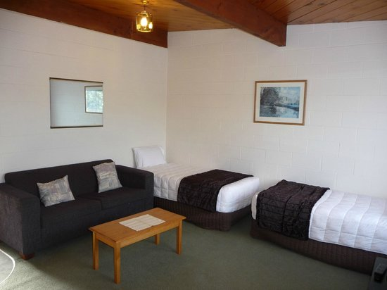 Coachman's Lodge : 1 Bedroom Unit