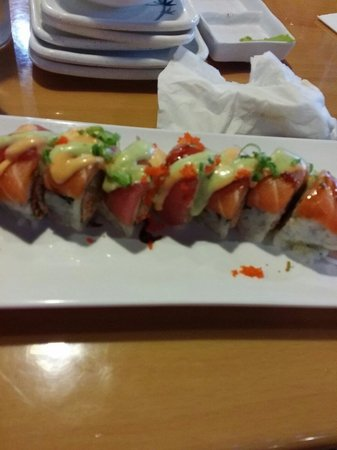 Sushi Asahi: By far my favorite place for sushi
