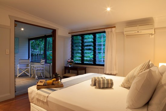 Cavvanbah Beach House: terrace room with bath