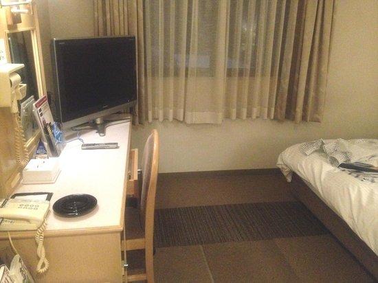APA Hotel Takamatsu Airport: 部屋広い!