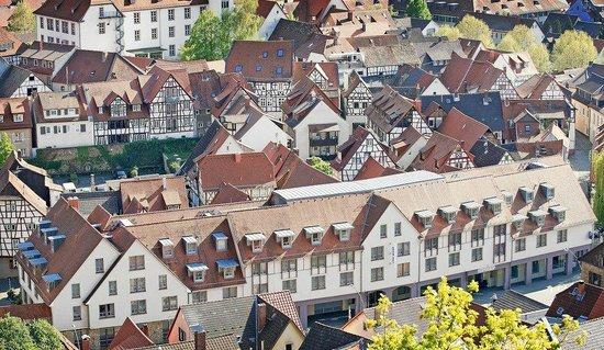 Michel Hotel Heppenheim: Heppenheim / Altstadt