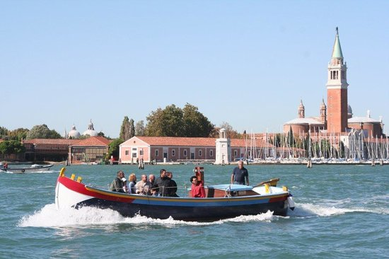 Slow Venice Day Boat Tours
