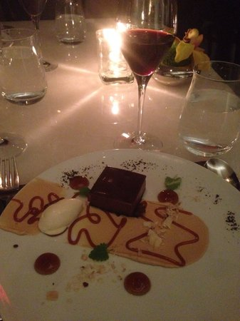 Hawksworth Restaurant : Dessert!