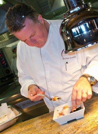 Michel Dussau Chef De La Table D Armandie Picture Of La Table De