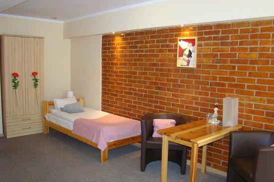 RJ Hotel: Pokój