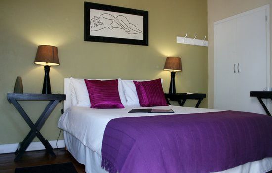 Four Oaks Guest House: superior double room
