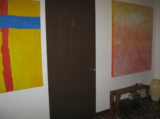 Hospedaje Dodero: Hallway