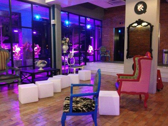 the youniQ Hotel: hotel