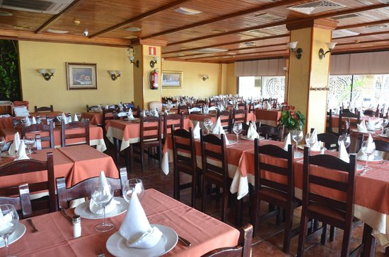 Grill Casa Carmelo : comedor