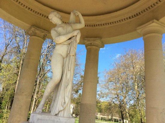 Château de Chantilly : temple de vénus