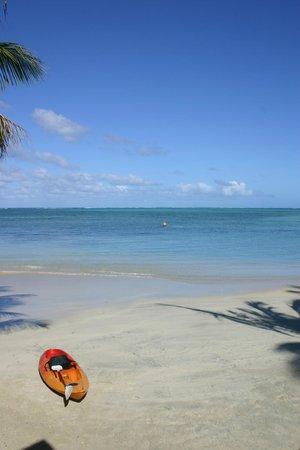 Sinalei Reef Resort & Spa : Strand