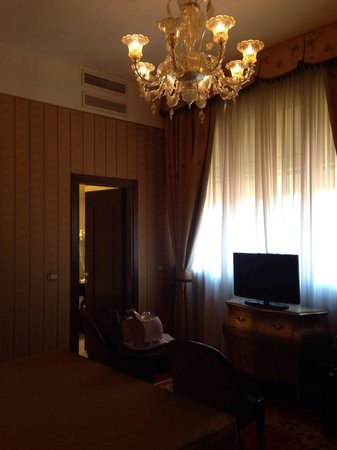 Hotel Palazzo Stern: Double deluxe room