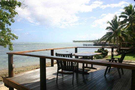 Sinalei Reef Resort & Spa: Blick auf Meer