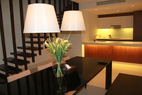 Baan Yamu Residences : Кухня