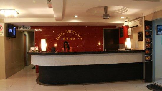 타임 호텔 말라카 이미지