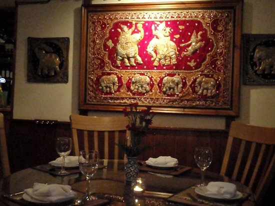Tammy's Thai Restaurant: Seating