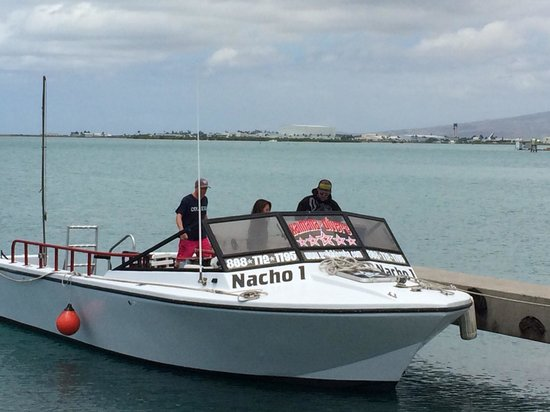 "Kaimana Divers: Dive Boat ""Nacho 1"""