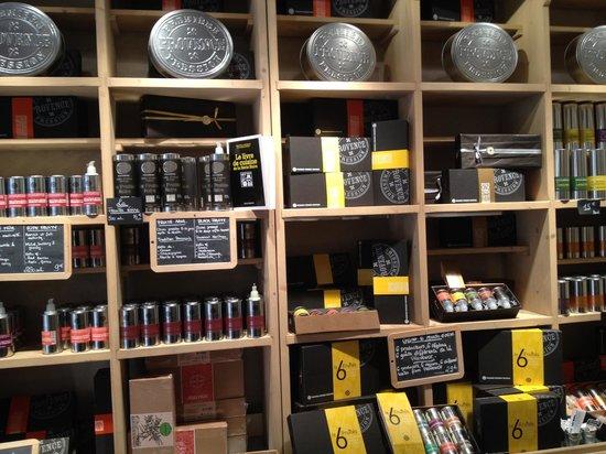 Maison Brémond 1830 Première Pression Provence : Le magasin