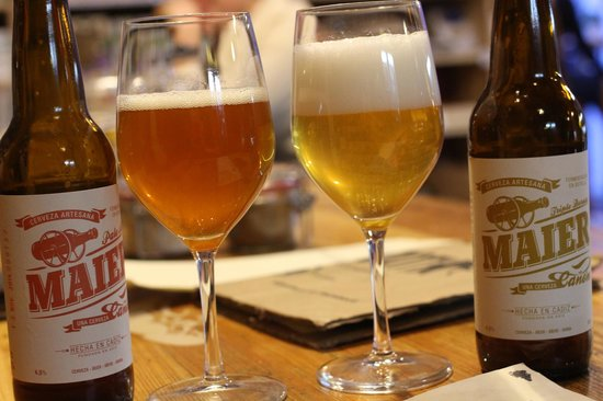 Al Sur de Granada : Cervezas Maier