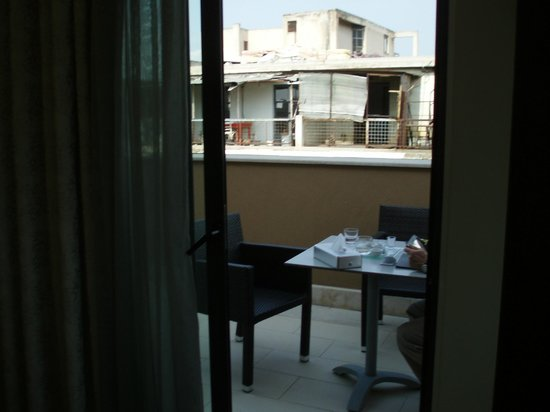 Private balcony picture of o b athens boutique hotel for Best boutique hotels athens