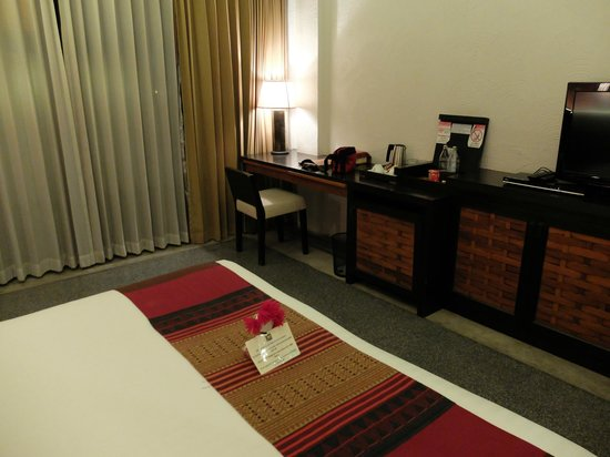 De Lanna Hotel, Chiang Mai: rooms are large