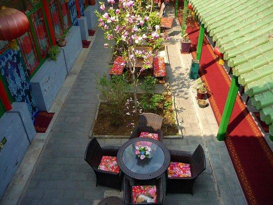 Double Happiness Beijing Courtyard Hotel: Courtyard