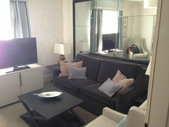 Hotel Bristol, a Luxury Collection Hotel, Warsaw: Junior Suite 754