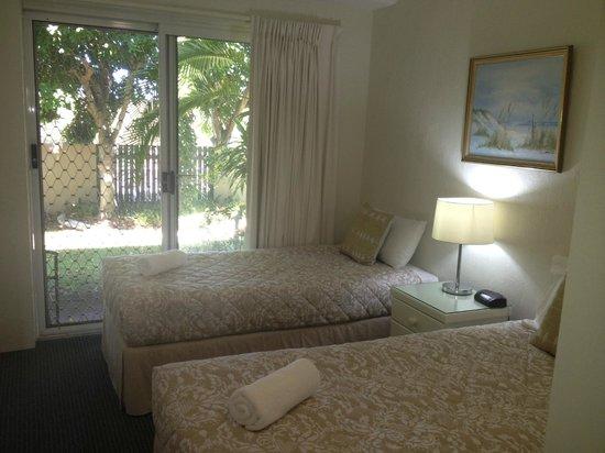 Noosa Keys Resort: Single beds