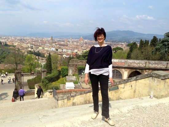 Florence for You: Vista da San Miniato