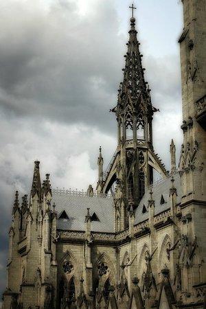 Basílica: scorcio laterale