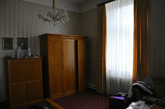 Pension Residenz: Superior Double room - Corner room