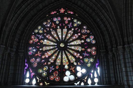 Basílica: il rosone