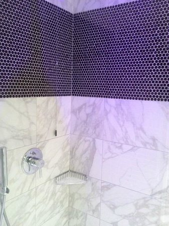 Carnival Palace Hotel: Hotel Carnival Shower