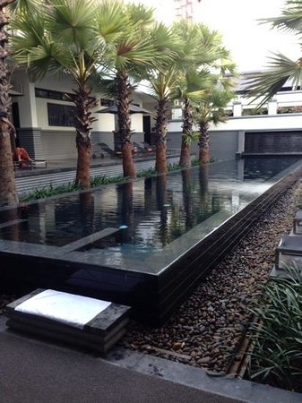Shinta Mani Angkor: pool area