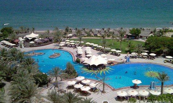 Le Meridien Al Aqah Beach Resort: Al Aqah