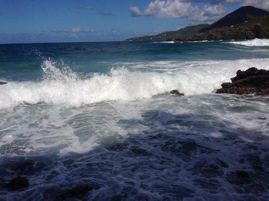 Carambola Tide Pools : Annaly Bay