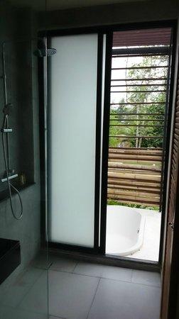 The Mangrove Panwa Phuket Resort: small doors