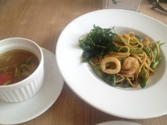 The Terrace Restaurant (Central Chidlom): Food2