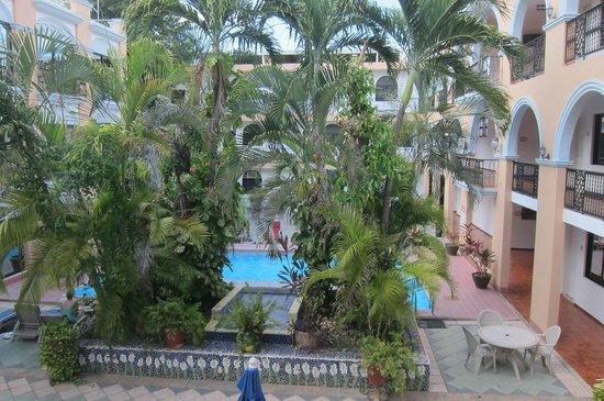 Hotel Doralba Inn: La piscine