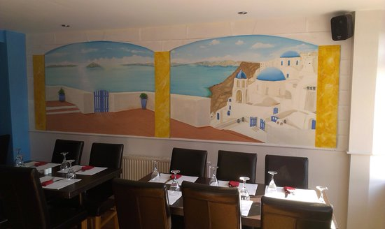 Greek Taverna Yamas: lovely