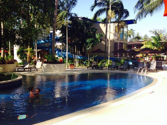 Novotel Phuket Surin Beach Resort.: Pool