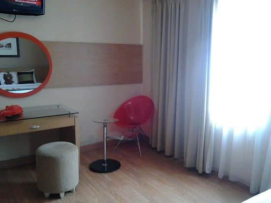 Grand Setiabudi Hotel : small corner in master bed room