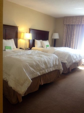 La Quinta Inn & Suites Indianapolis South: Room 201