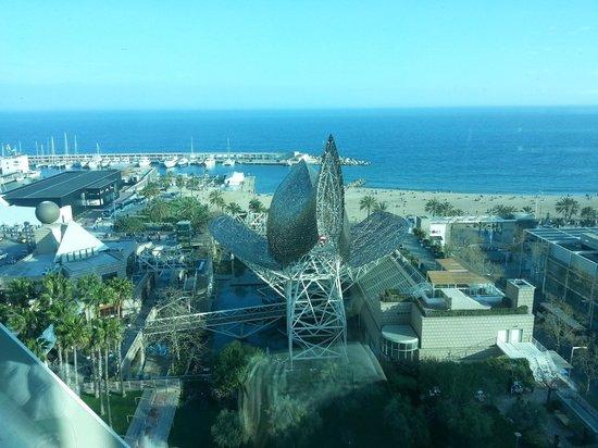 Hotel Arts Barcelona: the Med