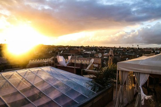 AnaYela: Roof Top - amazing View