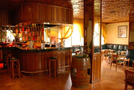 Hotel Le Tivoli : Bar lounge